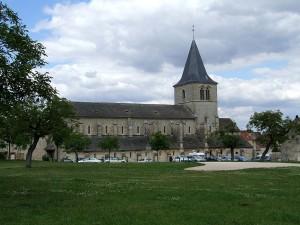 Église Notre-Dame, Talant, Bourgogne
