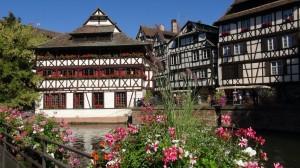 Strasbourg, quartier Petite France