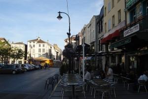 Centre ville de Chalons en Champagne. Photo net_efekt