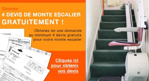 Paris Monte escalier