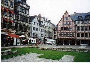 Ville de Rouen. Photo Daniel R. Blume